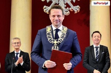 Rafał Trzaskowski w trybie pilnym zwołuje sesję Rady m.st. Warszawy.