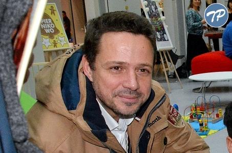 Trzaskowski: Spotkajmy się na Ursynowie.