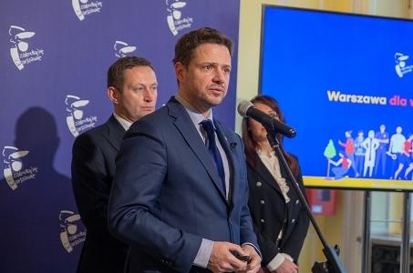 Realizujemy obietnice - Warszawa dla wszystkich.
