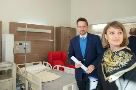 Warszawski Szpital dla Dzieci zakończył remont.