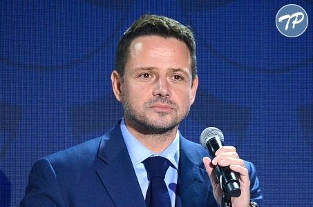 Aleja Pawła Adamowicza w stolicy.