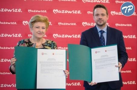 Warszawa. Od 1 stycznia 2024 r. zakaz palenia węglem.